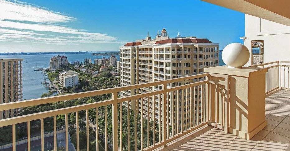Sarasota Condos over $3mm