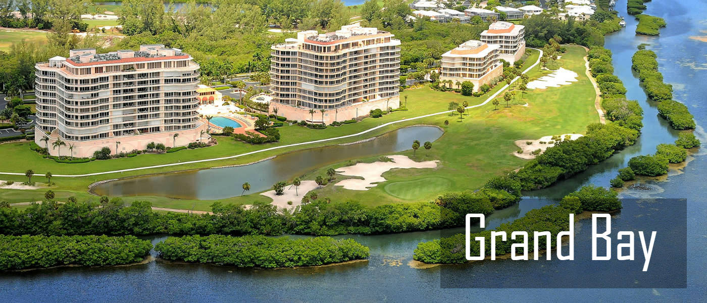 Grand Bay Longboat Key Condos for sale