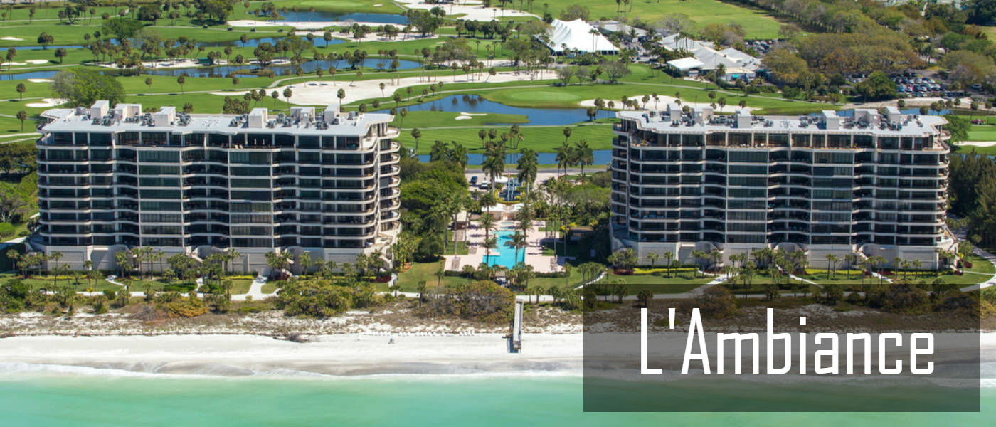 L'Ambiance Longboat Key Condos for sale